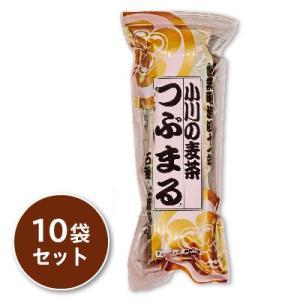 送料無料 小川の煮出し麦茶 つぶまる 13g×20パック  ティーバッグ  10袋セット 小川産業 tsutsu-uraura