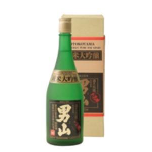 日本酒 男山 純米大吟醸 化粧箱入り  720ml