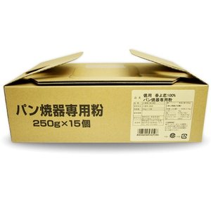 徳用 春よ恋100% パン焼器専用粉 250g×15袋入 パイオニア企画