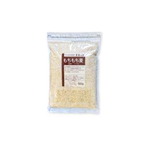 まるっと もちもち麦 500g ライスアイランド 大麦 国内産 もちもち麦 の商品画像
