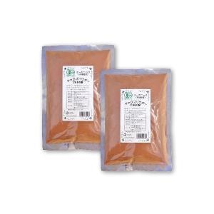 メール便で送料無料 桜井食品 オーガニック キャロブパウダー 300g お得な2袋セット tsutsu-uraura