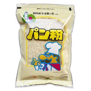 桜井食品 国内産パン粉 200g ポイント消化に tsutsu-uraura