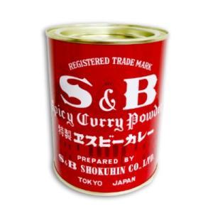 S&B 赤缶 カレー粉 400g ヱスビー食品 S&Bスパイス