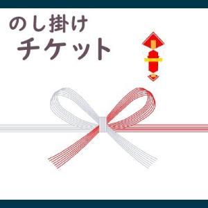のし掛けチケット《対象商品と一緒にお買い物かごへ入れてください/単品購入不可》|tsutsu-uraura