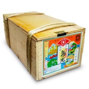 送料無料 小豆島手延素麺 島の光 手延べそうめん 赤帯 9kg  50g×180束  木箱入り|tsutsu-uraura