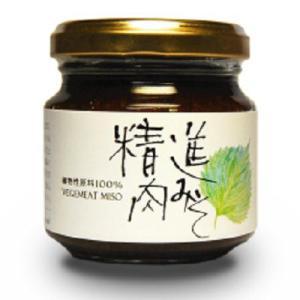 精進肉みそ 120g【日本野菜ソムリエ協会主催 調味料選手権2012 ごはんのおとも部門 最優秀賞】|tsutsu-uraura