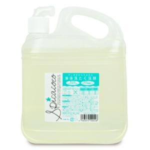スピカココ 液体 洗濯洗剤 4kg スピカコーポレーション|tsutsu-uraura