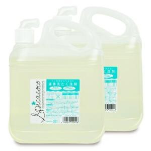 スピカココ 液体 洗濯洗剤 4kg × 2個 スピカコーポレーション|tsutsu-uraura