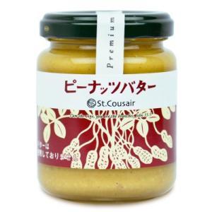 サンクゼール ピーナッツバター 125g 瓶|tsutsu-uraura