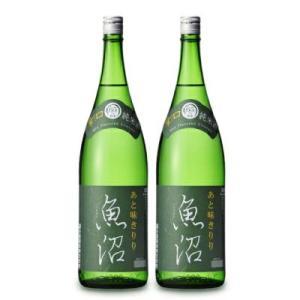 白瀧酒造 辛口魚沼 純米 1800ml × 2本|tsutsu-uraura