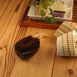 うつわにやさしいたわし 高級棕櫚束子 高田耕造商店【たわし タワシ 棕櫚】 tsutsu-uraura