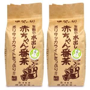 辰岡製茶 水出し赤ちゃん番茶 400g × 2袋 tsutsu-uraura