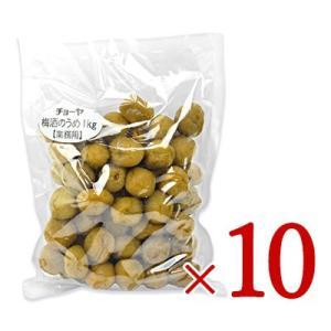 チョーヤ 梅酒のうめ 1kg × 10個 業務用|tsutsu-uraura