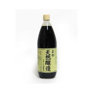 正金醤油 天然醸造うすくち生醤油 1000ml|tsutsu-uraura