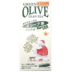 ヤマヒサ 100%小豆島産 オリーブ茶3g×30ティーパック|にっぽん津々浦々