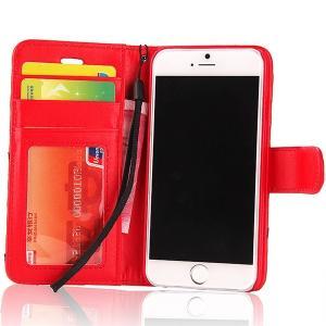 iPhone6用 手帳型スマホケース オストリッチ柄 防水・撥水機能付き DOLISMA