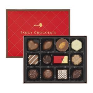 日本製 母の日 送料無料 サプライズ メリーチョコレート ファンシーチョコレート12粒【チョコレート...