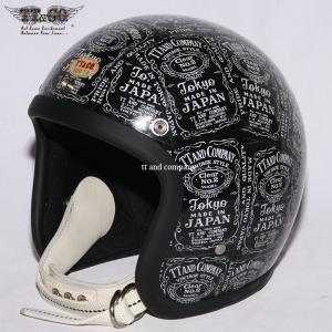 公道使用不可 500-TX クリアシェル TTデカール02 スモールジェットヘルメット XS,S,M/L,XL/XXL TT&CO.|ttandco