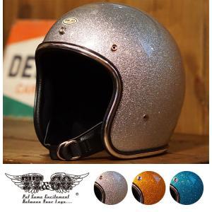 公道使用不可 500-TX ギンギラ セブンティーズ クロームトリム スモールジェットヘルメット XS,S,M/L,XL/XXL TT&CO.|ttandco
