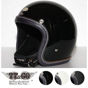 公道使用不可 500-TX レザーリムショット ヴィンテージネイビーブルーレザー スモールジェットヘルメット XS,S,M/L,XL/XXL TT&CO.|ttandco