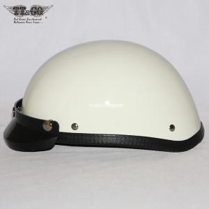 公道使用不可 USA イーグル ブラックミニバイザー付 ハーフヘルメット S M/L XL/XXL TT&CO.|ttandco