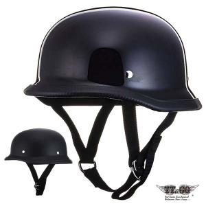 公道使用不可 USAジャーマン ハーフヘルメット S M/L XL/XXL TT&CO.|ttandco