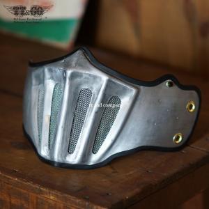 マッドマッスク J02 ローマン アルミ ラスティー マスク 単品|ttandco