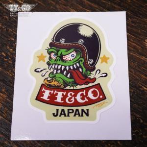 ステッカー 002|ttandco