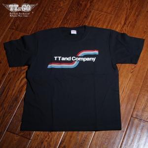 レインボー Tシャツ ブラック|ttandco