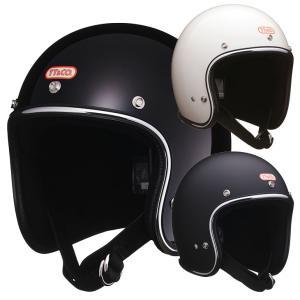 スーパーマグナム クローム トリム スモールジェットヘルメット SG/DOT規格品|ttandco