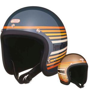 スーパーマグナム レインボー スモールジェットヘルメット SG/DOT規格品 ttandco
