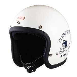 スーパーマグナム FLYING NYAAGO スモールジェットヘルメット SG/DOT規格品 ttandco