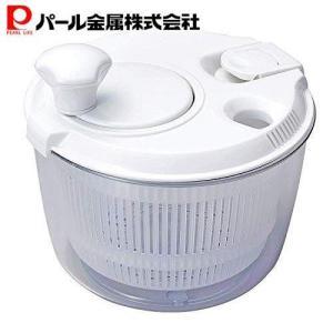 サラダスピナー 野菜水切り器 水切り Petit chef Jr C-750 簡単 手軽 時短 脱水...