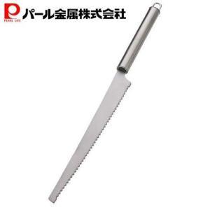 パール金属 EEスイーツ ステンレス製 ケーキナイフ 24cm D-4747|ttc
