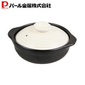 パール金属 IH対応土鍋6号 (L-1844)