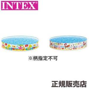 プール 家庭用 子供 水遊び アンダーザパームツリー スナップセットプール INTEX インテックス|ttc