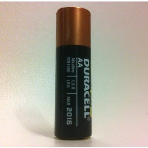 duracell ドイツ製単3電池 20本(推奨使用期限2016年3月) ttfs