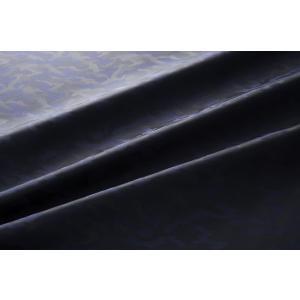 メール便送料無料 9301 カラー50紺 カモフラージュ柄高級ジャガード裏地 高密度,キュプラ100%,ふじやま織 宅配便は480円|ttp