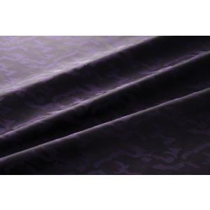 メール便送料無料 9301 カラー80パープル カモフラージュ柄高級ジャガード裏地 高密度,キュプラ100%,ふじやま織 宅配便は480円|ttp