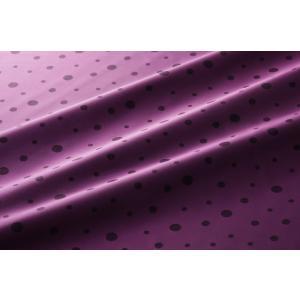 メール便送料無料 9302 カラー71ピンク 水玉柄高級ジャガード裏地 高密度,キュプラ100%,ふじやま織 宅配便480円|ttp