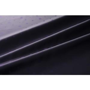 【メール便送料無料】9302(カラー80ダークパープル)水玉柄高級ジャガード裏地(高密度,キュプラ100%,ふじやま織)【宅配便480円】|ttp