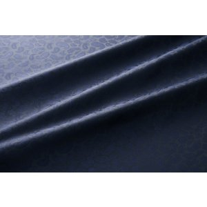 メール便送料無料 9303 カラー50ダークネイビー ペズリー柄高級ジャガード裏地 高密度,キュプラ100%,ふじやま織 宅配便480円|ttp