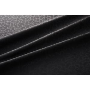 メール便送料無料 9303 カラー90ブラック ペズリー柄高級ジャガード裏地 高密度,キュプラ100%,ふじやま織 宅配便480円|ttp