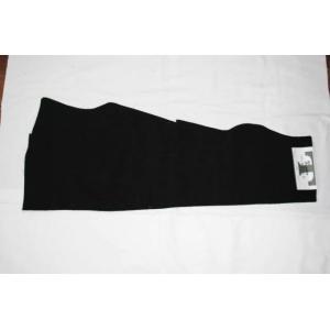 スーツジャケット用黒色加工芯540ダブル用 老舗テーラー御用達スーツを作る材料専門店の高級付属 ttp