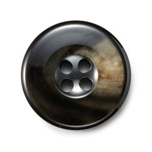 メール便送料無料 水牛カイザー COLOR.07  15mm紳士服スーツジャケットの袖口・袖ボタン|ttp