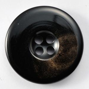 メール便送料無料 水牛カイザー COLOR.09  25mmコート用高級ボタン|ttp