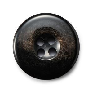 メール便送料無料 水牛カイザー COLOR.09  15mm紳士服スーツジャケットの袖口・袖ボタン|ttp