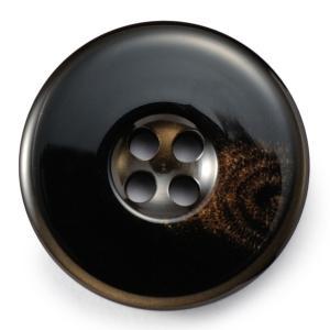 メール便送料無料 水牛カイザー COLOR.48  25mmコート用高級ボタン|ttp
