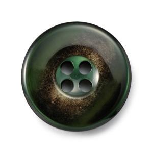 メール便送料無料 水牛カイザー COLOR.65  15mm 紳士服スーツジャケットの袖口・袖ボタンに|ttp