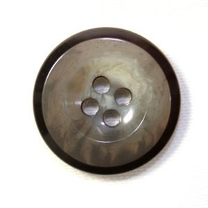 【メール便送料無料】303イタリーボタン(COLOR.13) 25mm高級コートスーツコート用ボタン|ttp